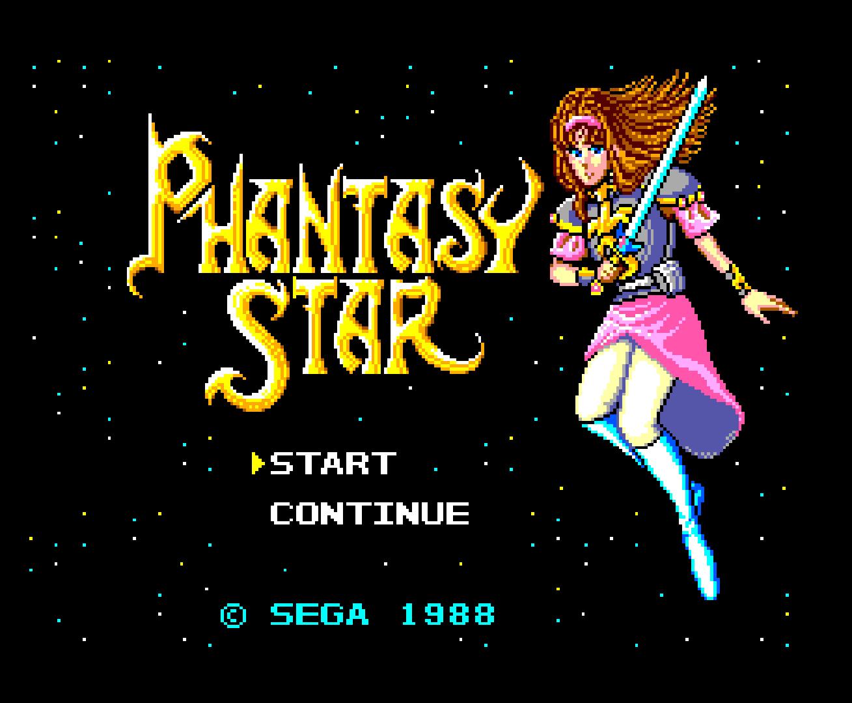 SEGA announces Idola Phantasy Star Saga for mobile, looks