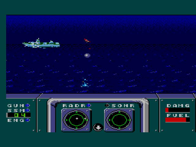 Poseidon Wars 3-D