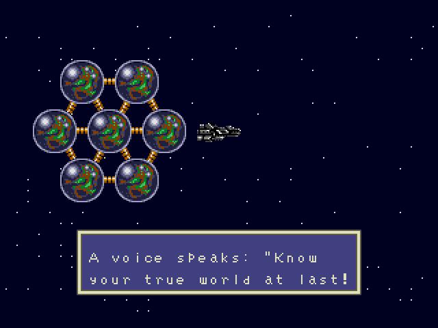 Phantasy Star 4 World Map.Phantasy Star Iii Generations Of Doom Genesis 1990 Sega Does