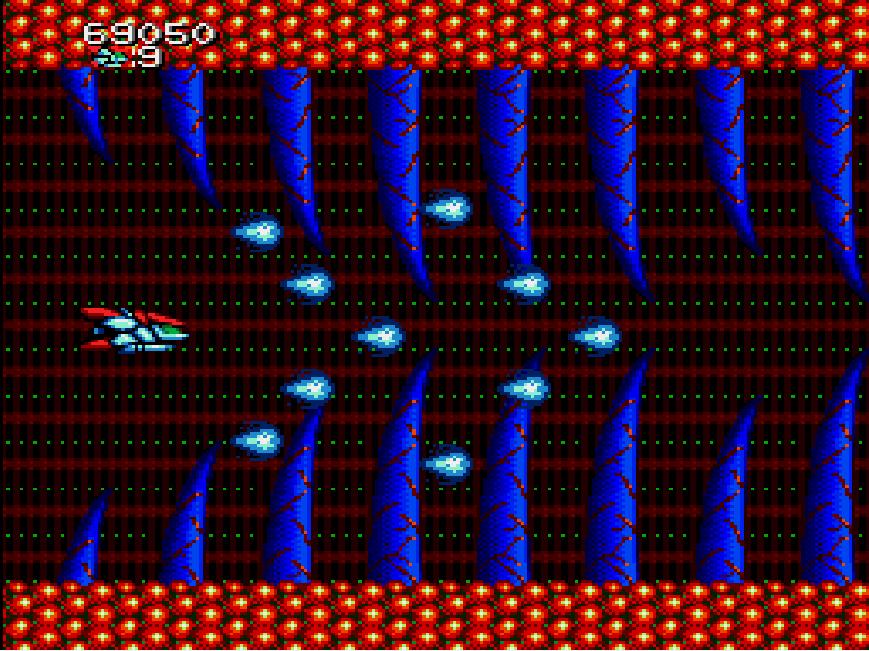 Heavy Unit: Mega Drive Special