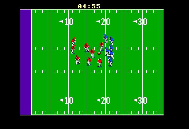 Joe Montana Football (8-Bit)