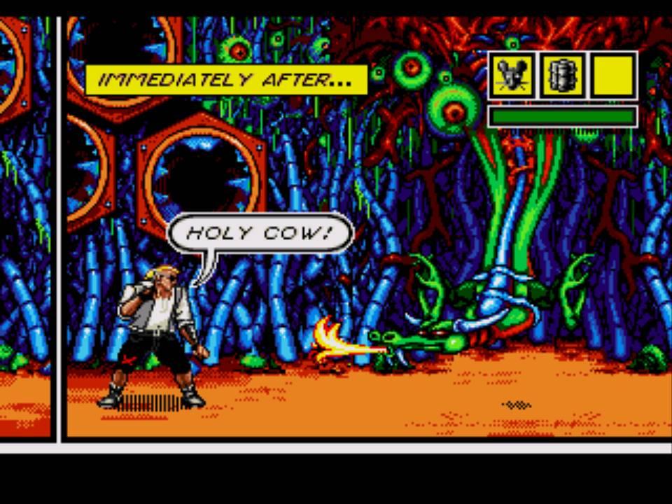 1995-1998 / Sega Mega Drive/Genesis / Game List / Sega Does