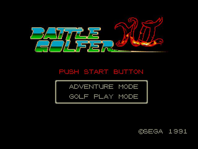 Battle Golfer Yui
