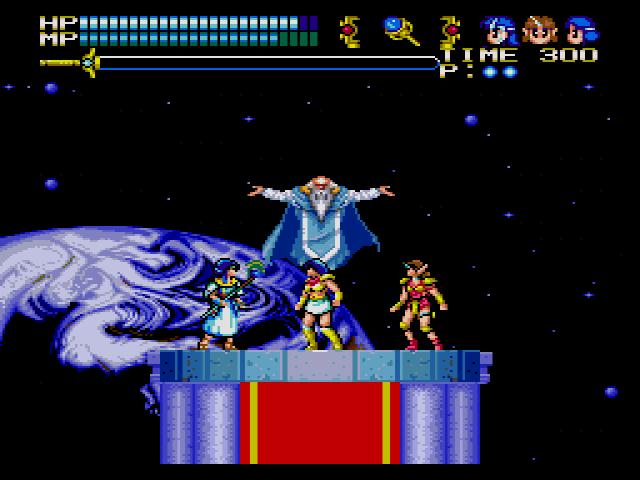 Valis III (Genesis, 1991)