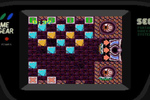 Devilish (Game Gear, 1991)